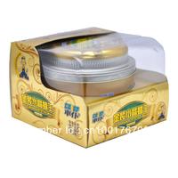 Free shipping  3 pieces/lot luxury design CHIEF HW655 high quality Gold Grade Crystal Car Wax / Sponge / Towel (300g)