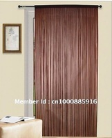 "Free shipping -59""x116""string curtain, string panel, fringe panel, room divider wedding drapery 20 colours"
