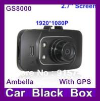2013 newest ! Car camera GS9000 Full HD 1920*1080P 30fps DVR recorder with H.264 HDMI Car Black Box