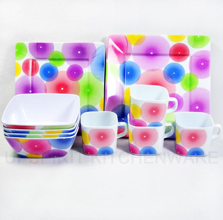 Plastic Dinner Plate Sets