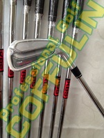 New Tour Preferred CB Golf Irons With KBS TOUR 90 FST R Steel Shafts Golf Clubs Headcovers #3456789PA