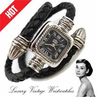 Hot Sale Vintage Yes Hardlex Dress Wristwatches for Women Bracelet Ladies Quartz Watch Fashion Clock Designer Leather Wrist New