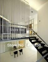 Free Shipping-100cmX200cm Line Curtain,String Curtain,String panel, Fringe panel, Room divider, Wedding drapery WS-1003
