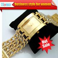 Hot Sale Items 2014 Women Rhinestone Watches Men Full Steel Watches Luxuy Dress Watches Japanese Style Fashion Men Chain Quartz
