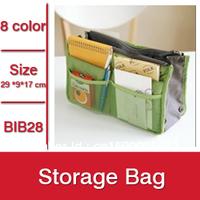 1pc New 2015 Women Cosmetic Bag MultiFuncitonal Handbags Organizer Lady's Travel Bag Cosmetics Stroage Bag -- BIB28 PT05 ST