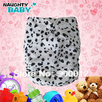 Wholesale-Sell New Minky 100 Printed Popular Style Baby Infant Cloth Diaper Reusuable Nappy AIO free shipping