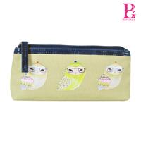 BG Free Shipping owl animal printed toilet bag mini handbags women make up bags card holder travel kit wash hotel bathroom cases