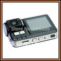 "I1000 2.0"" TFT HD 1280 x 720P 30FPS G-Sensor Single Lens Car DVR Recorder 4 LED IR Night Vision Car DVR Camera Russian Language"