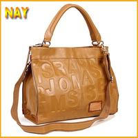 Wholesale Best Selling Guaranteed 100% Genuine Leather Women Handbags Brand Tote Fashion Ladies Shoulder Messenger Bags