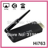 iPush Hi763 WiFi DLNA AirPlay Display Receiver for IOS Smart Android TV Box Stick Media Player Mini PC HDMI TV Antenna
