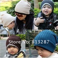 free shipping reatil and wholesale 2014 autumn fashion women caps winter hat for baby and adult
