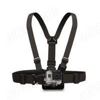 High comfortalbe elastic belt chest mount  /chest strap mount  for Gopro Hero3/Hero2 /SJ4000/SJ5000