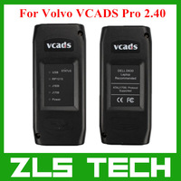 2015 Professional for Volvo Truck Diagnostic Tool for Volvo VCADS Pro 2.40 Version with Lowest Price Fast Shipping by DHL