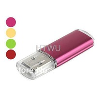 Free Shipping Mini Portable 4GB 8GB 16GB 32GB 64GB Plastic USB Flash Disk Drive Free Shipping