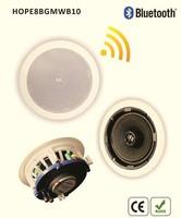 Home audio In-ceiling stereo speaker built-in Bluetooth,wireless bluetooth ceiling speaker controlled by phone,pad