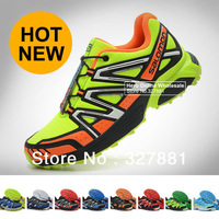 2013  Free Shipping New Arrived Salomon run for Men 2 Athleti trainer Running shoes sale XT HORNET