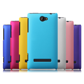 Free Shipping!! Hight Quality New Arrival Matte Hard Cover Case for HTC A620e 8S, HCC-008