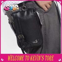 2013 HOT! man bag & fashion men shoulder bag & messenger bag & black male waist bag & Cigarette packet /free shipping