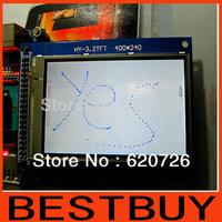 "3.2"" 3.2inch 240x400 TFT LCD touch screen display module/PCB panel board/SD card ,  ILI9327,R61509V or HX8352A driver"