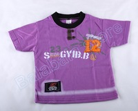Clothes t shirts for Children 1-5years Baby Clothing Free Shipping