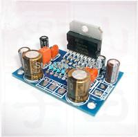 Electronic 2014 new +/-35VDC TDA7294 Amplifier Board Parallel HiFi Board kit Electronic kit diy combination 80W 8 ohm diy