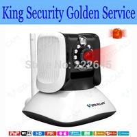 Vstarcam CCTV HD 1MP Alarm IP Camera Smart EYE4 APP Onvif 2.0 H.264 P2P WIFI IR-Cut Email ALarm Motion Sensor Camera T7821WIP-AR