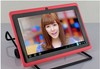 NEW 7 inch android 4.0 Capacitive Screen 512M 8GB / 4GB Camera/Dual camera WIFI Q88  tablet pc(China (Mainland))