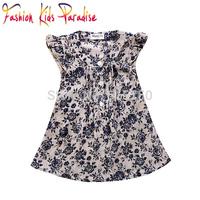 Summer hotsale 2014 new fashion designer kids girl dress brand children princess dresses, baby girls lace dress, 2-8Y