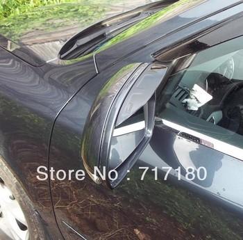 Skoda Octavia Superb Fabia review mirrow rain shield Rear Mirror Guard Rain Shade 2pcs