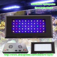 Full spectrum Dimmable led aquarium light 120W for coral reef tank lighting with 3 years' warranty dropshipping