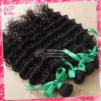 Ali POP hair cheap hair high quality 5A 100%peruvian human hair weave curly 3pcs 12''-28'' pretty peruvian deep wave tangle free