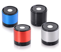 Portable Mini Wireless Bluetooth Speaker, Incoming Call Smart Voice Handsfree, Super Stereo Speaker Box With Microphone