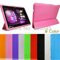 "New Smart PU Leather Stand Cover Case For Samsung Galaxy Tab 2 P5100 P5110 P7510 P7500 10.1"" Tablet PC,free shipping"