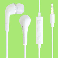 Genuine Original  Headset Headphones Earphone  For Samsung Galaxy S S2 S3 S4 I9000 I9100 I9220 I9300 I9500