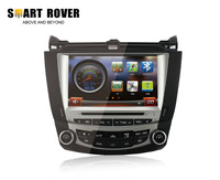 "8"" Car Audio Video Headunit For HONDA 7TH ACCORD 2003-2007 With DVD GPS Navigation Radio RDS Bluetooth TV iPod Rearview Camera"