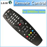 Black DM800 D800SE Remote Control For DM 800hd, DM 800se, DM800 hd se Satellite Receiver