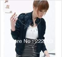 2013 Free  Korean version of the New School in spring and autumn women sweater jacket leisure wholesale  fashion hoodie