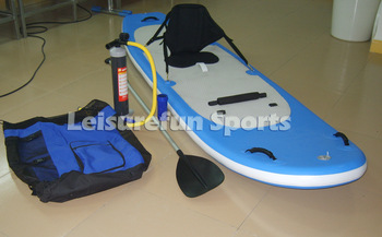 Inflatable stand up paddle boarding, sup board