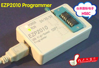 Free Shipping EZP2010 high-speed USB SPI Programmer/ EZP2010 programmer  Support 24/25/93 EEPROM 25 flash bios chip