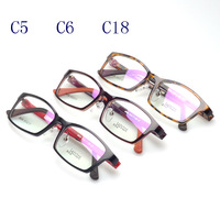 Free Shipping Retail And Wholesale TR90 Frames Latest Glasses Women Optical High Quality Full Rim Glasses Men In Stock (8808)