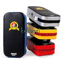 Free Shipping Kick Boxing Pad Martial Arts Thai Focus Target Punch Pad MMA Training 3 Colors Available