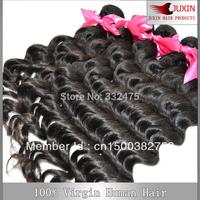 Virgin Hair Peruvian bundles Virgin Hair Extension Natural Wave 5pcs/lot Natural Color 8-34inch Free Shipping