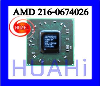 100% NEW AMD RADEON IGP 216-0674026 BGA 216 0674026 With Balls In STOCK