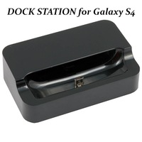 500pcs/lot*Sync dock Cradle charger station for Samsung Galaxy S4 SIV i9500 + retail box* Free shipping