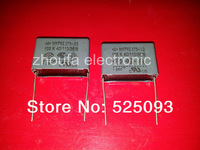 Free Shipping X2 safety capacitor 105K  1UF 275VAC