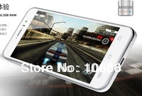 SG free shipping In Stock Black/White JIAYU G4T Basic MTK6589T Quad Core 1G RAM 4.7 Inch HD IPS Retina Screen Android 4.2