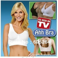 3pcs/set , seamless underwear, Ahh bra without chest pads,slimming sexy body push up breast