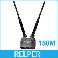 Free Shipping 2000mW 48dBi 150Mbps High Power Clipper b/g USB Wireless Wifi Adapter Come with Omni Antenna