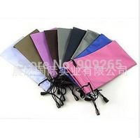 YBB Q0022 Fashion Portable Glasses Bag Sunglasses Value Special Color Random Glasses Bags Wholesale