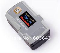 2014 fingertip pulse oximeter /6pcs/lot